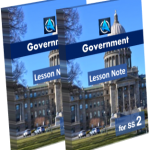 Government Lesson Note SS2